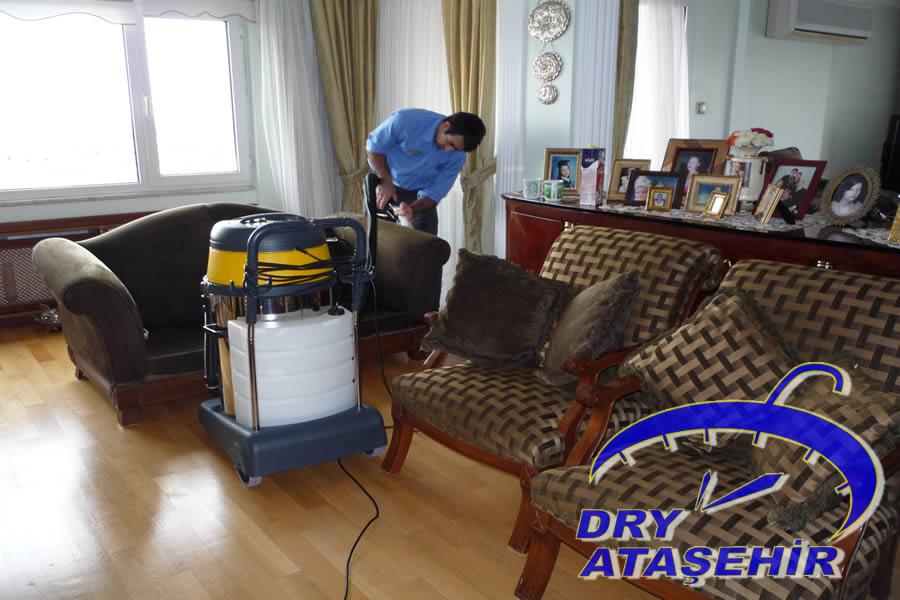 Dry Ataşehir koltuk yıkama